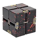 Bloomma Infinity Cube Fidget Toy Ayuda a niños y Adultos con Autismo a aliviar el estrés, Mejorar la concentración y Aumentar el Enfoque