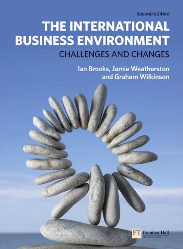 The International Business Environment:Challenges and Changes