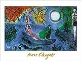 Chagall, Marc - Il concerto, 1957 - Kunstdruck Artprint Folienprägung - Grösse 80x60 cm