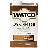 Rust-Oleum A65741 WATCO Danish Oil Natur...