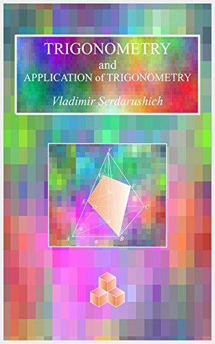 Trigonometry and Applications of Trigonometry eBook: Vladimir