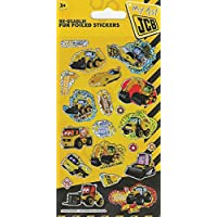 Paper Projects JCB Foiled Stickers