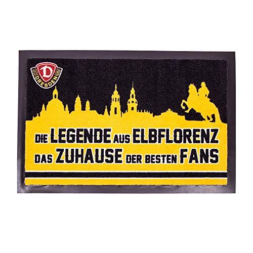 SG Dynamo Dresden Fußmatte Legende