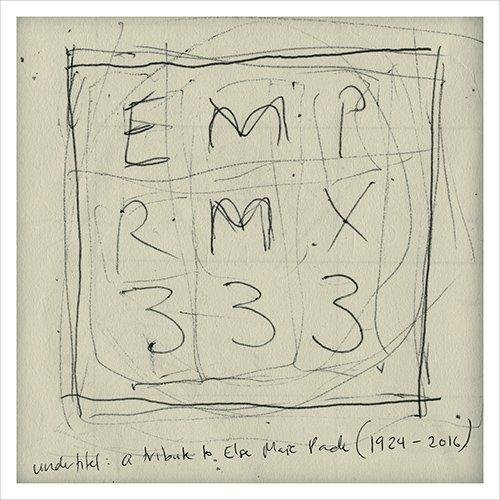 Preisvergleich Produktbild EMP RMX 333: A Tribute to Else Marie Pade