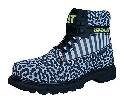 Cat Footwear Colorado Walala, Bottes pour homme Blanc/Noir 41 EU