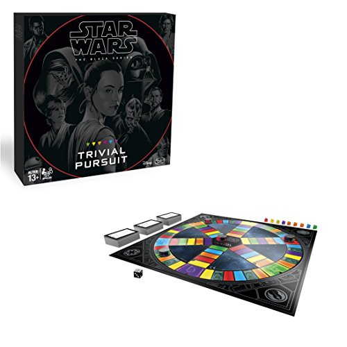 Hasbro B8615100 - Star Wars Trivial Pursuit Fragenspiel -