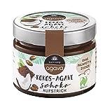 Agava Kokos-Schoko-Aufstrich (250 g) - Bio