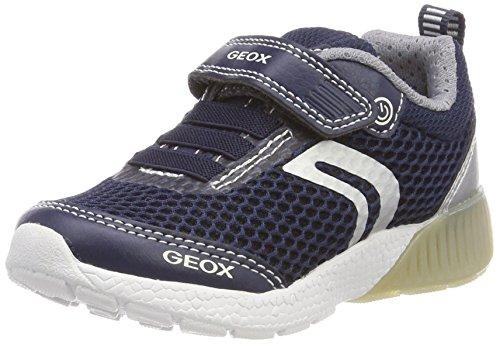 Geox Boys J Sveth A Low-Top Sneakers