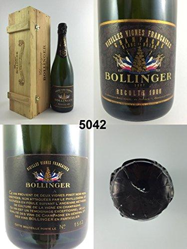 Champagne Blanc de Noirs - Bollinger 1986