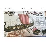 Disarmodel 20164 - Kit maqueta de madera Drakkar vikingo