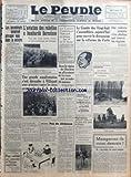 Telecharger Livres PEUPLE C G T LE No 6219 du 31 01 1938 LES INVENTEURS MEURENT PRESQUE TOUS DANS LA MISERE PAR MARCEL LAPIERRE L AVIATION DES REBELLES A BOMBARDE BARCELONE PLUS DE TROIS CENTS MORTS ET DES CENTAINES DE BLESSES UNE GRANDE MANIFESTATION S EST DEROULEE A VILLEJUIF POUR PROTESTER CONTRE LES ACTES CRIMINELS DU C S A R RIPOSTES PAS DE CLEMENCE PAR EUGENE MOREL LE COMITE CONFEDERAL NATIONAL SE REUNIRA LES 14 ET 15 FEVRIER DANS LA REGION DE CHARLEROI UN GLISSEMENT DE TERRAIN FAIT (PDF,EPUB,MOBI) gratuits en Francaise