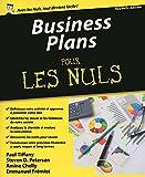 Business Plans Pour les Nuls (French Edition)