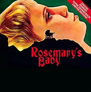 """ROSEMARY'S BABY 6 SELECTED TRACKS FROM OST INCLUDING MAIN TITLE [12"""" VINYL]"""