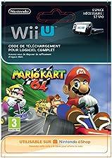 Mario Kart 64 [Nintendo Wii U - Version digitale/code] [Code jeu à télécharger]