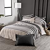 Tradilinge ~ Stripe cordel – rel8277, Housse couette 200x200 - Best Reviews Guide