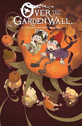 Over the Garden Wall Volume 4 por Pat Mchale