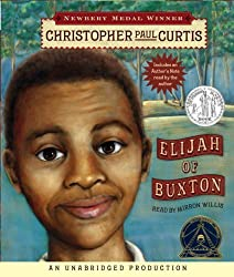Elijah of Buxton by Christopher Paul Curtis (2008-03-25)