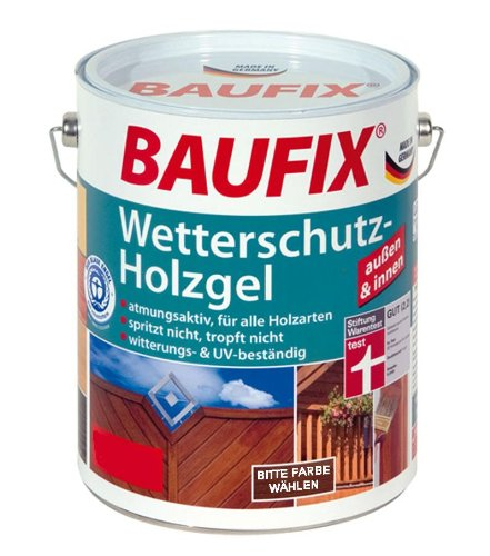 Baufix Wetterschutz 2,5L Holzgel (Kiefer)