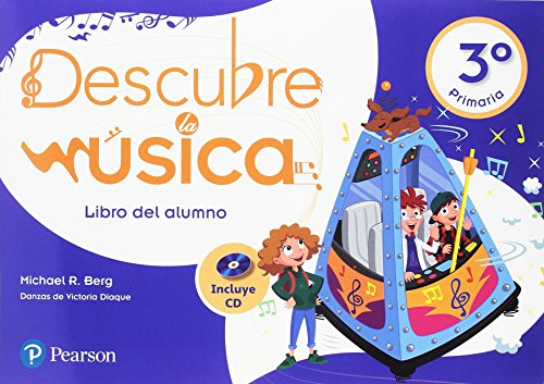 Descubre la música 3 libro del alumno