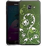 Samsung Galaxy A3 (2016) Housse Étui Protection Coque Ornements Fleurs Fleurs