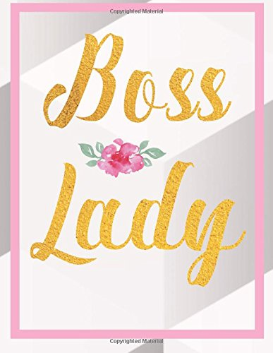 Pdf Boss Lady Journal Diary Notebook Lined 8 5 X 11