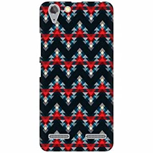 Lenovo Vibe K5 Plus Silicon Back Cover - Multicolor Designer Cases Cover By Printland