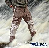 Bison atmungsaktiver Strumpffuß mit wasserfester Hose, Größe M, L, XL, XXL, XXXL, Extra Extra Large (XXL)