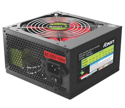 Foxin FPS 800 12 volt DC SMPS Power supply Only From M.P Enterprise