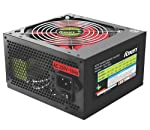 Specifications Brand Foxin Model FPS 800 Output Watts 450W Output Fan type Fan 12cm Silent Fan & Black Case 100% Burn-in Under High Ambient Temperature Active PFC.chassis Cable Length 40 CM Cable Gauge 18 AWG +12V Rails Enhanced Dual rails +12V1,...