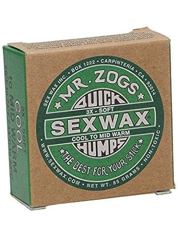 Surf Wax Sex Wax Quick Humps purple Extra