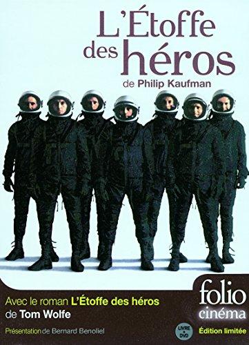 L'Etoffe DES Heroes/Avec Le Film De Philip Kaufman (Folio Cinema DVD)