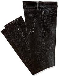 Calvin Klein Mens skinny acid washed Jeans (J306071918_black eye_28)