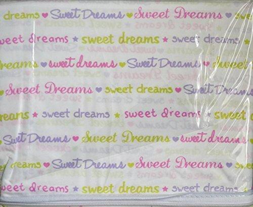 Nicole Miller 4pc FULL Sheet Set Sweet Dreams by Nicole Miller -