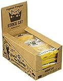 Kookie Cat Pineapple and orange, Organic vegan cachew/oat cookie, 12er Pack (12 x 0.05 kg)