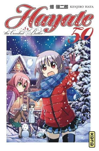 Hayate The combat butler Edition simple Tome 50