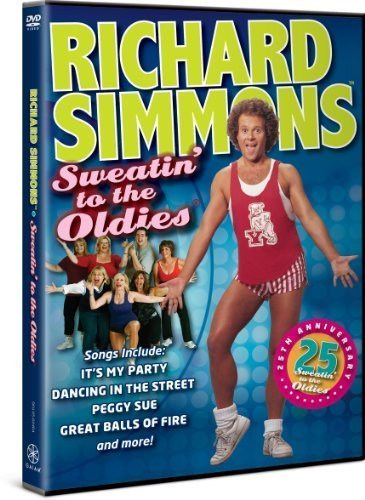 Richard Simmons - Sweatin' to the Oldies by Gaiam - Fitness by E.H. Shipley - Simmons Richard Sweatin