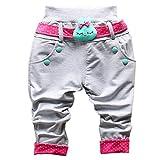 DIIMUU - Pantalon - Bébé (fille) 0 à 24 mois - gris - 12 mois