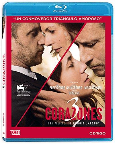 Preisvergleich Produktbild 3 coeurs (3 CORAZONES,  Spanien Import,  siehe Details für Sprachen)