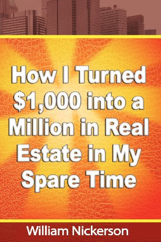 How I Turned $1,000 into a Million in Real Estate in My Spare Time