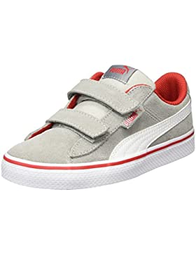 Puma Unisex-Kinder 1948 Vulc V Ps Low-Top