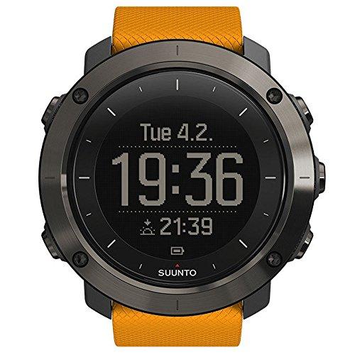 Suunto Traverse negro GPS al aire libre reloj?AW16