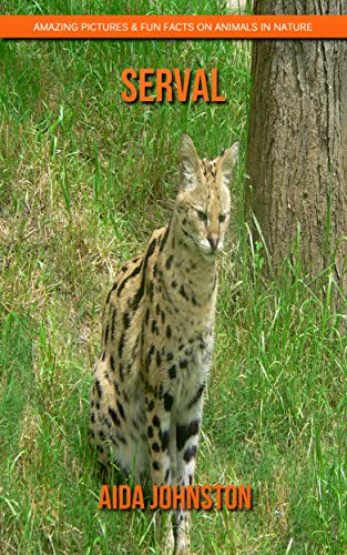 Descargar PDF Serval: Amazing Pictures & Fun Facts on