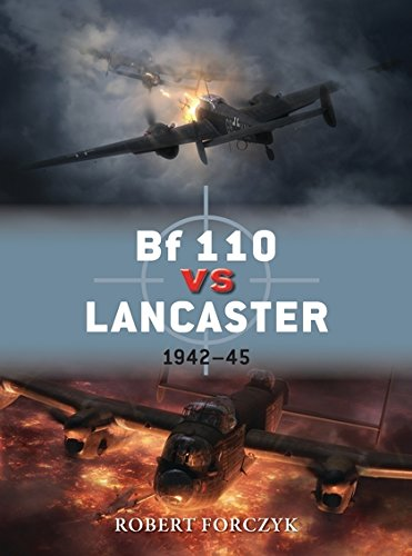 Bf 110 vs Lancaster: 1942–45 (Duel)