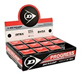 DUNLOP 12X1Bbx Progress boites de 12 ballles Mixte Adulte