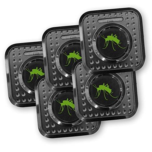 ISOTRONIC Prise Anti Moustique RéPulsif Ultrasons Ultrason Electrique  Appareil Insectes Usage IntéRieur Pour Chambre Salon Cuisine 681b8fd3f8ef