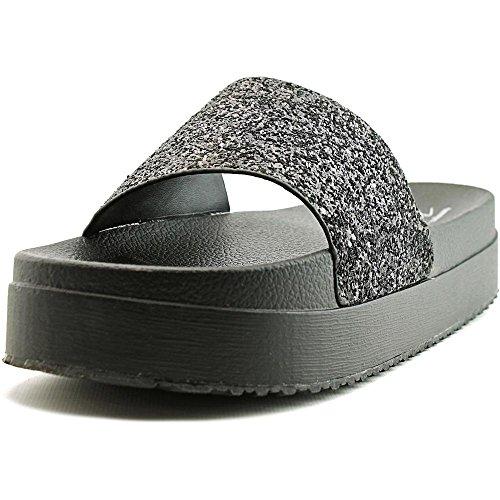 Coolway Tucan Femmes Toile Sandale Black
