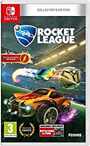 Rocket League Collector's Edition (Switch)