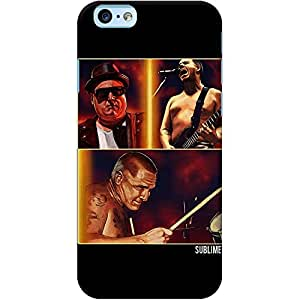 DailyObjects Sublime Mobile Case For Iphone 6