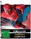 Spider-Man: Homecoming (Steelbook 4k-UHD BD) [Blu-ray]