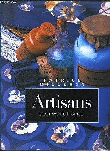Artisans des pays de France par Patrice Milleron
